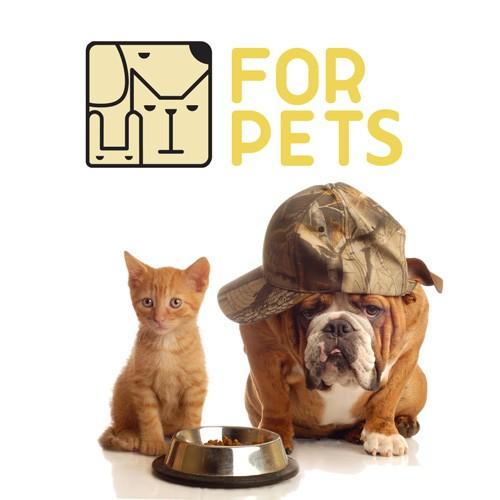 For pets товары для животных
