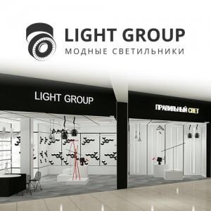 """Светодиодное оборудование """"Light group"""""""