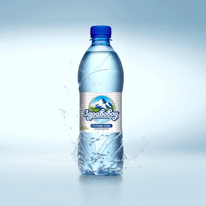 """Лечебно-столовая вода """"Здравовод"""""""